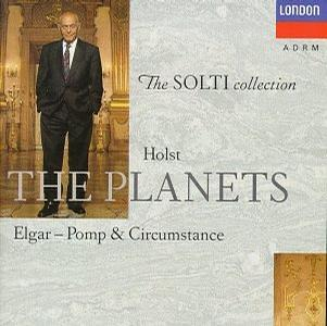 Holst: The Planets; Elgar / Solti