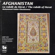 Afghanistan - Le rubâb de Hérat