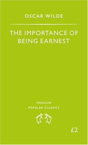 Importance of Being Earnest (PPC)(Penguin Popular Classics)