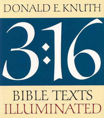 3:16 Bible Texts Illuminated