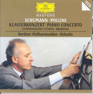 进口:舒曼钢琴协奏曲(445 522-2)