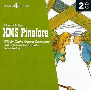 Phase 4 Stereo: Gilbert & Sullivan: HMS Pinafore / D'Oyly Carte Opera Company