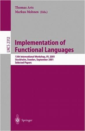 (函数式语言的实现)Implementation of functional languages