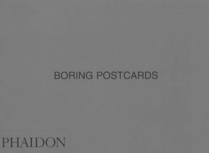 Boring Postcards