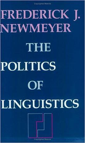 The Politics of Linguistics