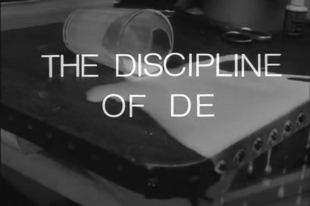 The Discipline of D.E.