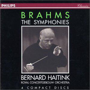 Brahms: The Symphonies ~ Haitink