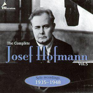 Complete Josef Hofmann 5