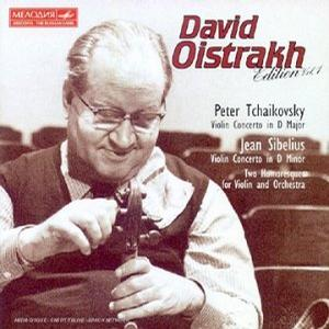 David Oistrakh Edition, Vol.1