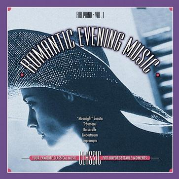 Romantic Evening Music: For Piano Vol. 1 [CD on Demand]