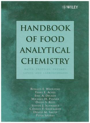Handbook of Food Analytical Chemistry, Volumes 1 and 2 (v. 1 & 2)