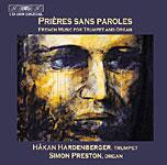 Prières Sans Paroles: French Music for Trumpet and Organ