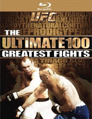 UFC一百场最伟大的比赛