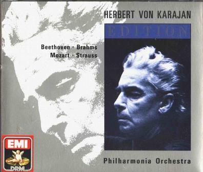 Herbert von Karajan Edition: Beethoven, Brahms, Mozart, Strauss