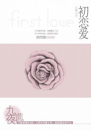 Book Cover: 初恋爱