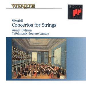 Vivaldi - Concertos for Strings