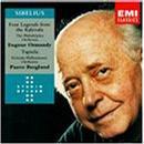 Sibelius: Lemminkäinen Suite: 4 Legends; Tapiola