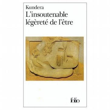 L'Insoutenable Legerete de l'Etre (French Edition)