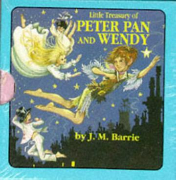 "Little Treasury of ""Peter Pan and Wendy"" (Little Treasuries)"
