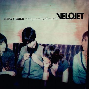 Velojet - Heavy Gold and the Great Return of the Stereo Chorus