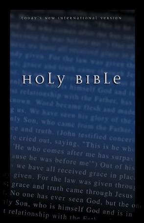 Holy Bible: Today's New International Version