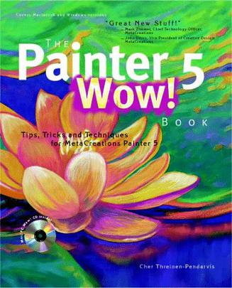 The Painter 5 Wow! Book