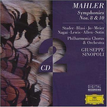 Mahler - Symphony No.10 (Adagio) & No.8