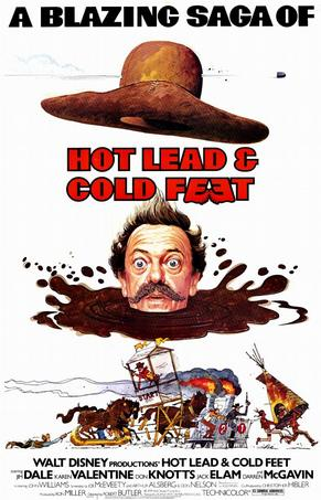 现世报 Hot Lead and Cold Feet 1978