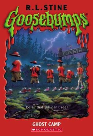 Goosebumps Ghost Camp