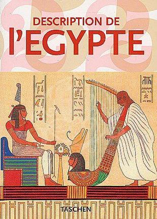 DESCRIPTION DE I'EGYPTE
