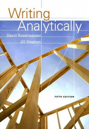 writing analytically As a type of academic writing, analytical writing pulls out facts and discusses, or analyzes, what this information means based on the analyses, a conclusion is drawn, and through.