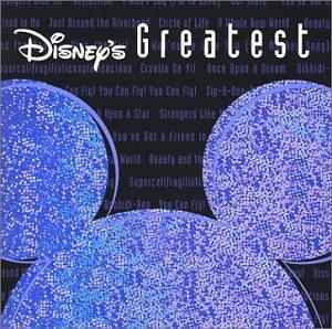Disney's Greatest 1