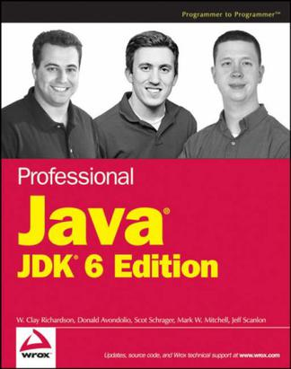 Professional Java JDK 6 Edition