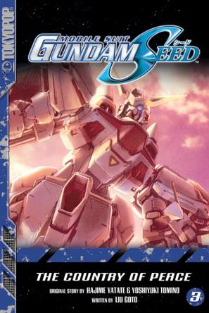 Mobile Suit Gundam SEED (Novel) Volume 3 (Gundam (Tokyopop) (Graphic Novels))