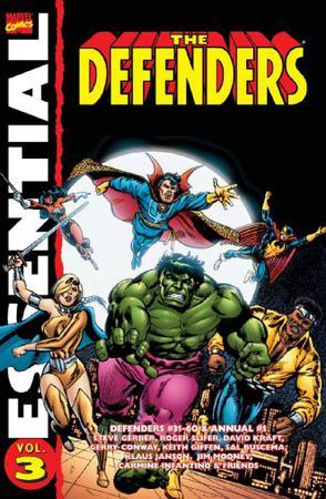 Essential Defenders, Vol. 3 (Marvel Essentials) (v. 3)