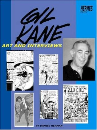 Gil Kane Art and Interviews Limited Edition