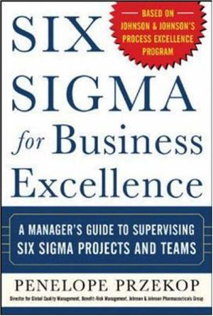 Six Sigma for Business Excellence
