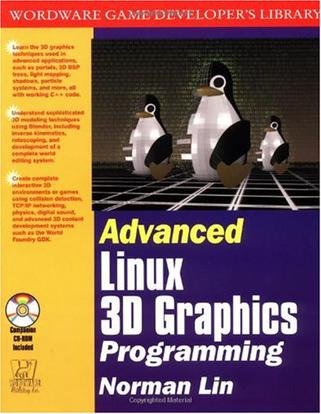 《Advanced Linux 3D Graphics Programming (With CD-ROM)》txt,chm,pdf,epub,mobi電子書下載