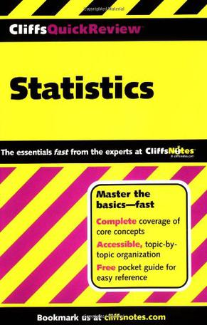 Statistics (Cliffs Quick Review)