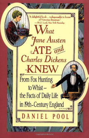 What Jane Austen Ate and Charles Dickens Knew