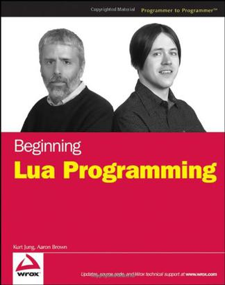 Beginning Lua Programming