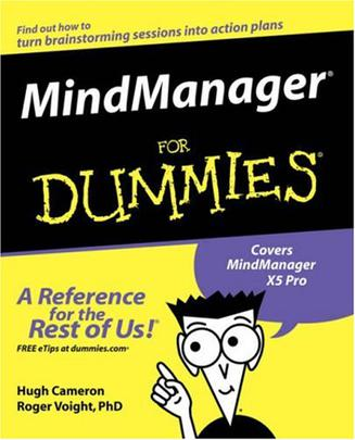MindManager For Dummies (For Dummies (Computer/Tech))