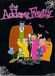 阿达一族 The Addams Family