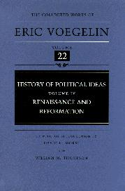 History of Political Ideas (Volume 4)