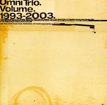 Volume 1993 - 2003