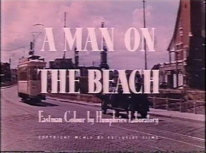 A Man on the Beach