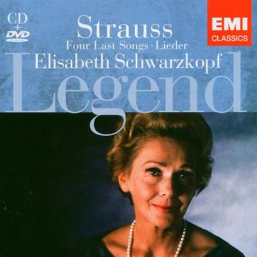 Strauss: Four Last Songs; Lieder
