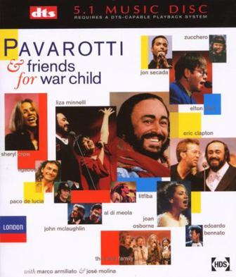 Pavarotti&Friends For War Child