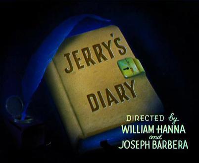 杰瑞的日记
