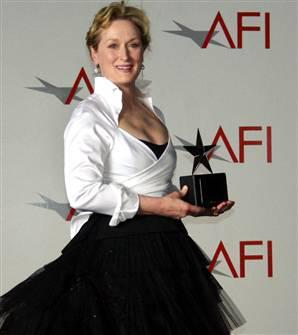 AFI终身成就奖:向梅丽尔·斯特里普致敬 AFI Life Achievement Award: A Tribute to Meryl Streep